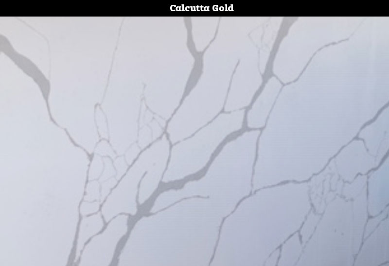 Calacatta Gold Quartz